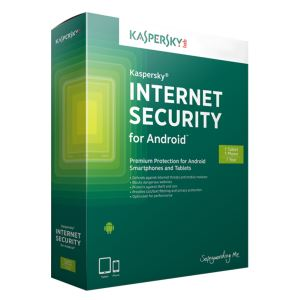 KASPERSKY INTERNET SECURITY FOR ANDROID (1 Android Cihaz / 1 yıl)