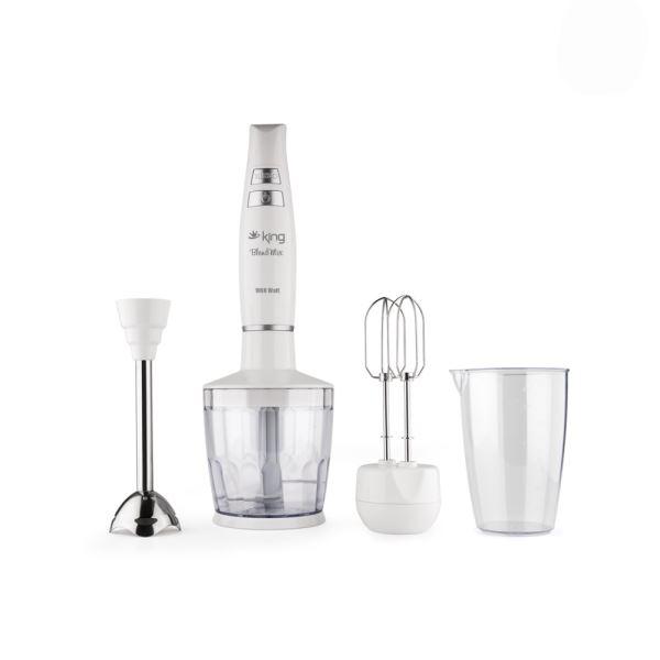 KING P 962 BLENDMİX BLENDER SET