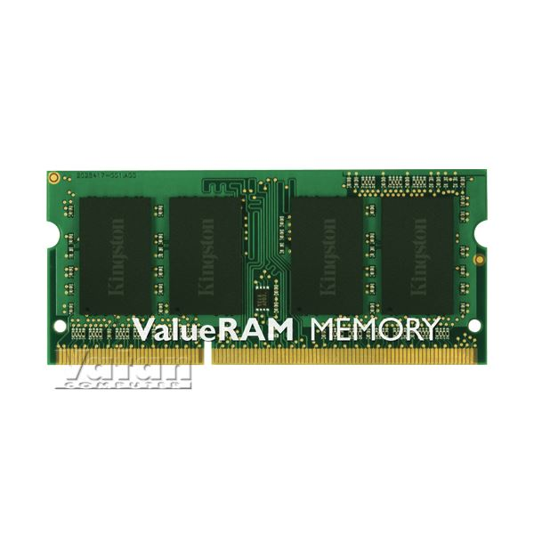 2GB Tek Modül 1066MHz DDR3 CL7 Notebook Ram
