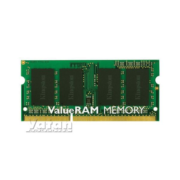 Kingston 8GB DDR3 1333MHz CL9 Tek Modül Notebook Ram