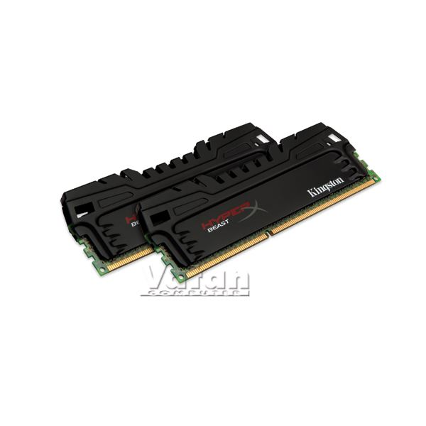 Kingston 16GB (2x8GB) HyperX Beast DDR3 2400MHz CL11 XMP Ram