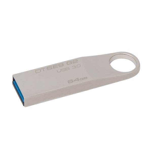 KINGSTON 64GB DataTraveler SE9 G2 USB 3.0 USB Bellek