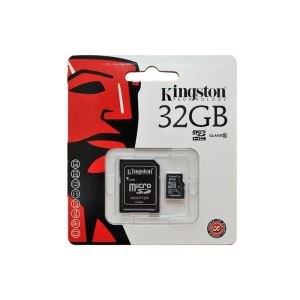 KINGSTON 32GB MICRO SDHC CLASS10 HAFIZA KARTI