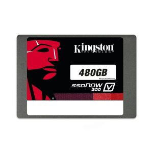 Kingston 480GB V300 Serisi Sata 3.0 Cache SSD (Okuma 450MB / Yazma 450MB)