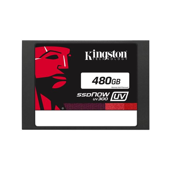 Kingston 480GB UV300 Serisi Sata 3.0 Cache SSD (Okuma 550MB / Yazma 510MB)