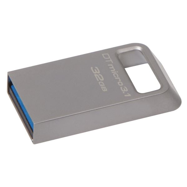 KINGSTON 32GB DataTraveler Micro USB 3.1/3.0 USB Bellek
