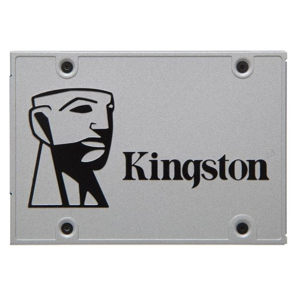 Kingston 480GB UV400 Serisi Sata 3.0 Cache SSD (Okuma 550MB / Yazma 500MB)