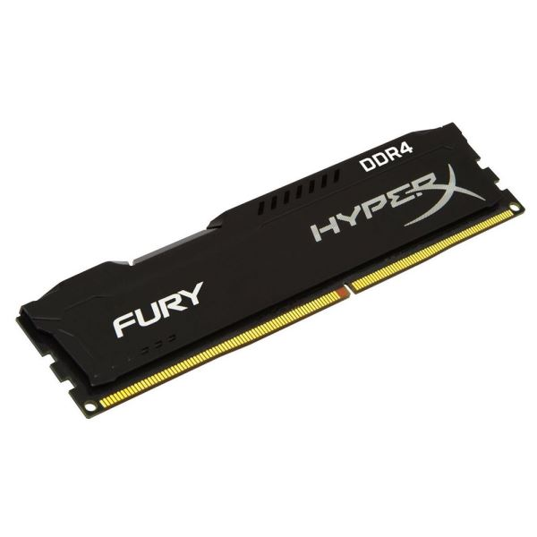 Kingston 16GB HyperX Fury Black DDR4 2133MHz CL14 PC Ram