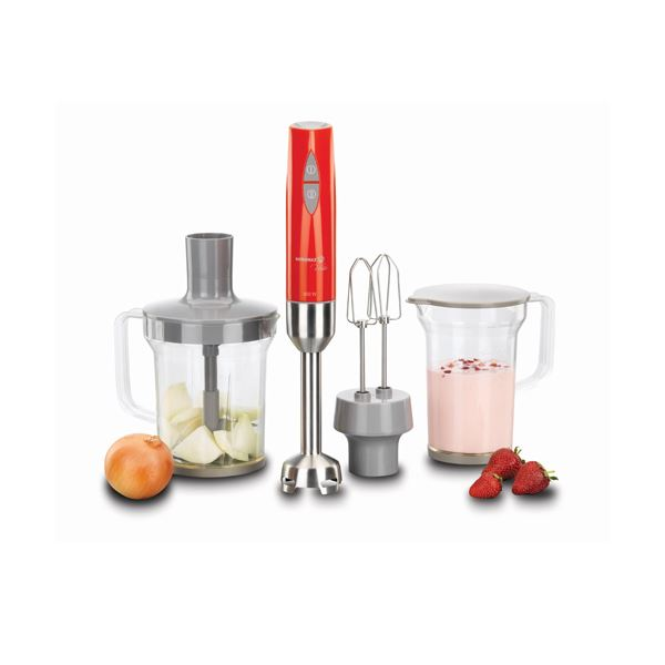 A445-01 MEGA BLENDER SET KIRMIZI