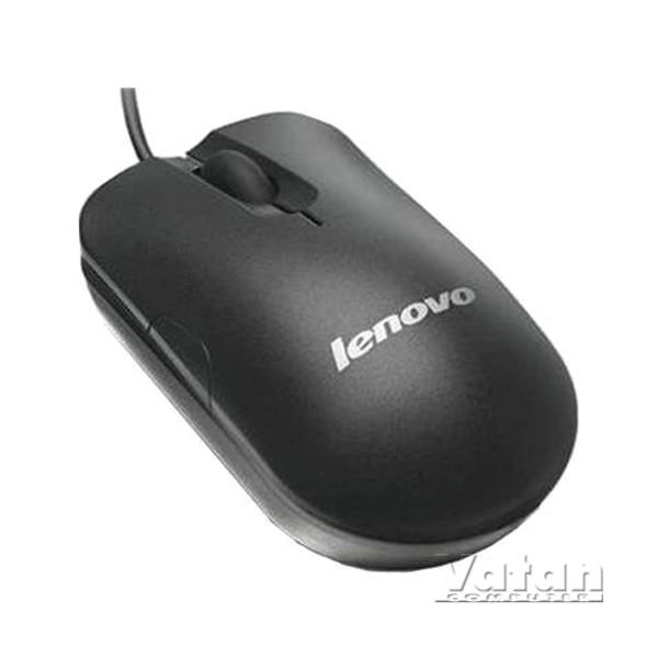 LENOVO Mini Optical Mouse  SİYAH