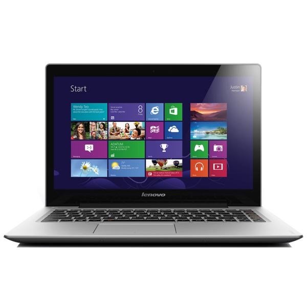 U330 NOTEBOOK CORE İ5 4200U 1.6GHZ-4GB-500GB SSHD-13.3-INT-W8 TOUCH BİLGİSAYAR