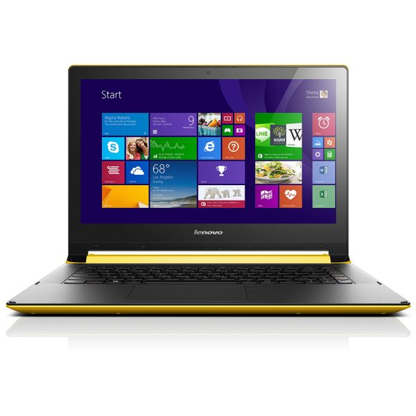 LENOVO FLEX2 CORE İ3 4030U 1.9GHZ-4GB-500SSHD-INT-14