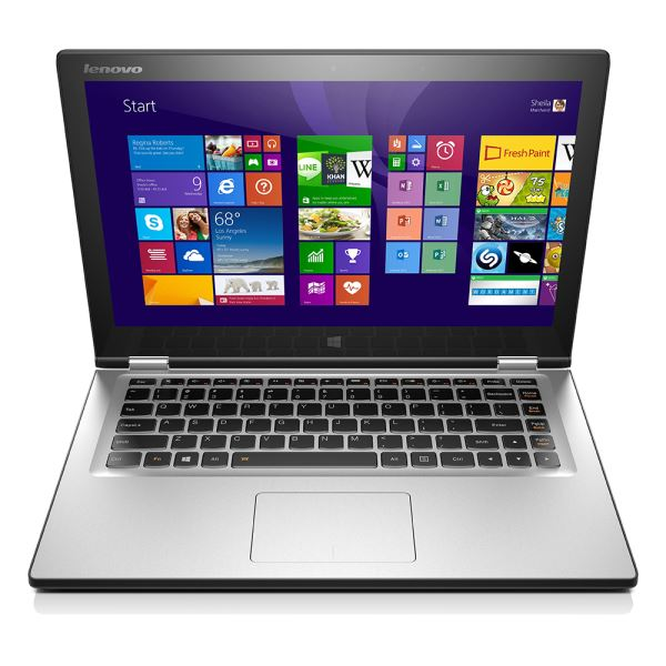 LENOVO YOGA2 CORE İ7 4510U 2.0GHZ-8GB-500GBSSHD-13.3''-INT-TOUCH-W8.1 NOTEBOOK