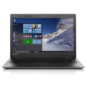 "LENOVO IDEAPAD 100S CELERON N3050 1.6GHZ-2GBRAM-32GB eMMC-14""-INT-W10 NOTEBOOK"