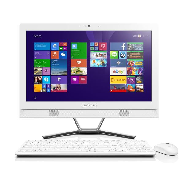 LENOVO C40-30 INTEL CORE İ3 5005U 2.2GHZ 4GB 1TB INTEL HD GRAPHICS WIN10 21.5''