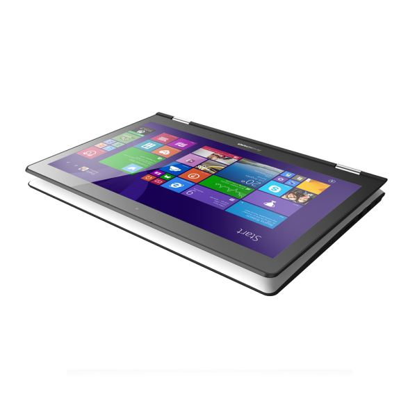 LENOVO YOGA500 CORE İ3 5005U 2.0GHZ-4GB-500GB+8GB SSD-14''-INT -W10 NOTEBOOK
