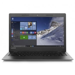 "LENOVO IDEAPAD 100S CELERON N3060 1.6GHZ-2GBRAM-32GB eMMC-14""-INT-W10 NOTEBOOK"