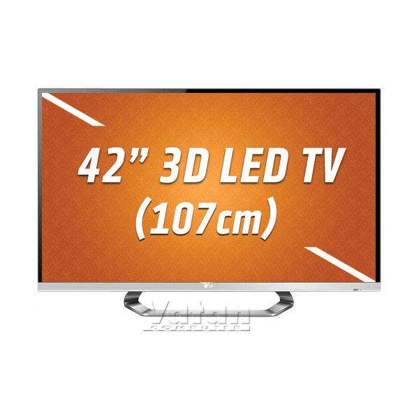 42LM670S FULL HD 107 cm,3D LED Smart TV,MCI 400 Hz,Wİ-Fİ,4 Adet Gözlük