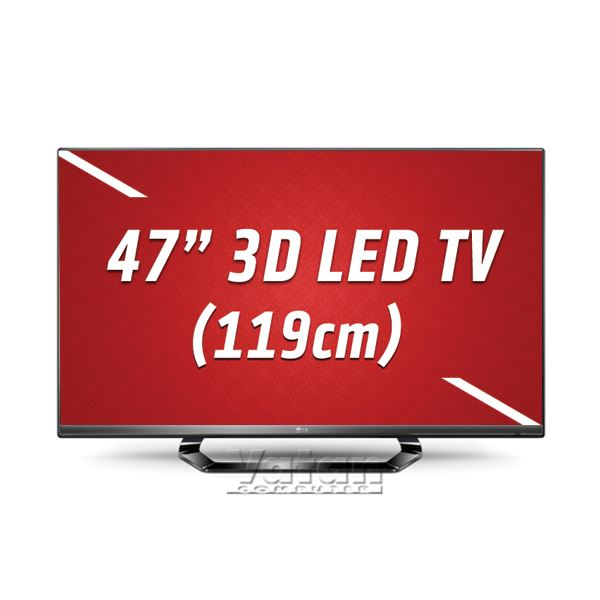 47LM640S 3D LED CINEMA  119 cm FULL HD, 400 HZ,DLNA,4xHDMI,USB,Dual Play