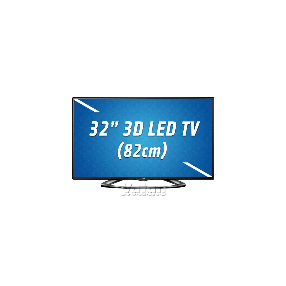 lg 32la620s 82 cm cinema smart 3d full hd led tv mci 200 hz hdmix4 vatan bilgisayar. Black Bedroom Furniture Sets. Home Design Ideas