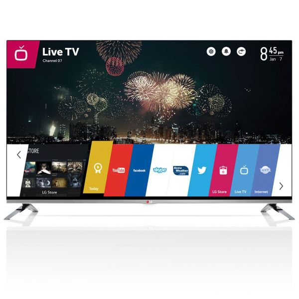 LG 55LB670V TV + LG BP325 BLURAY BUNDLE KAMPANYASI