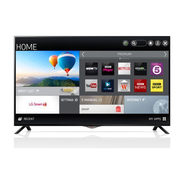 LG 42UB820V TV + NB2540 SES SİSTEMİ BUNDLE KAMPANYASI