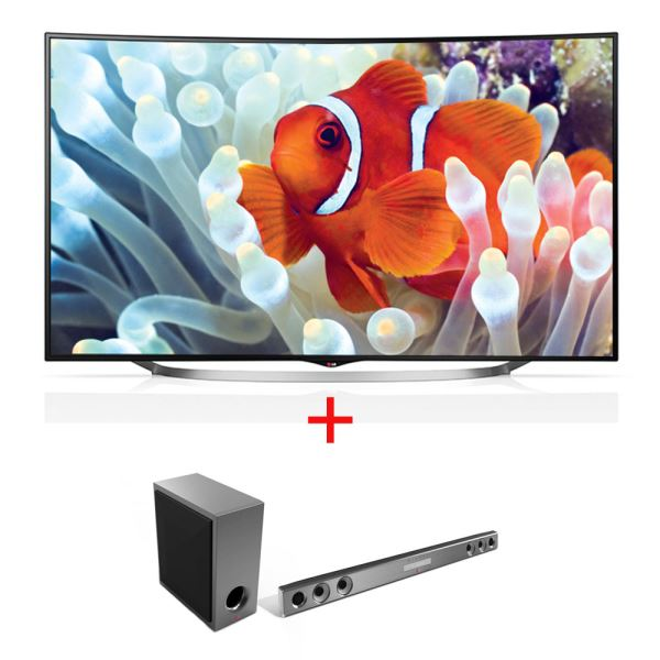 LG 65UC970V TV + NB3531A SOUNDBAR KAMPANYASI