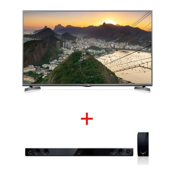 LG 49LB620V TV + NB3530A SOUNDBAR KAMPANYASI