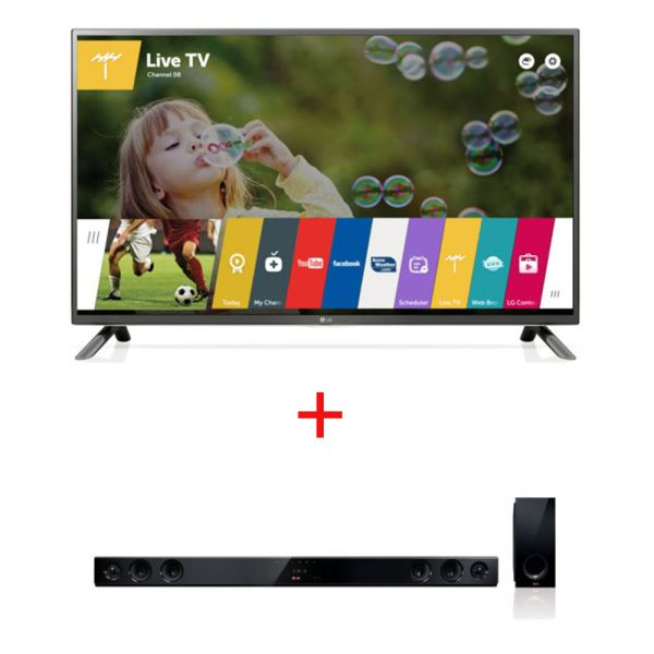 LG 55LF650V TV + NB3530A SOUNDBAR KAMPANYASI