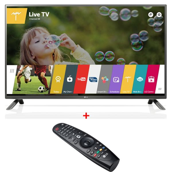 LG 55LF650V 3D LED TV + AN-MR600 Sihirli Kumanda Bundle Kampanyası