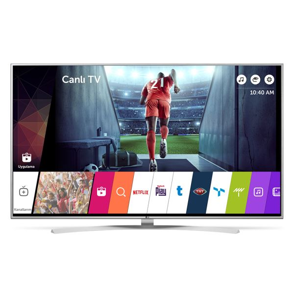 LG 49UH770V 49'' (123CM) 4K SuperUHD webOS 3.0 SMART LED TV,DAHİLİ UYDU ALICI