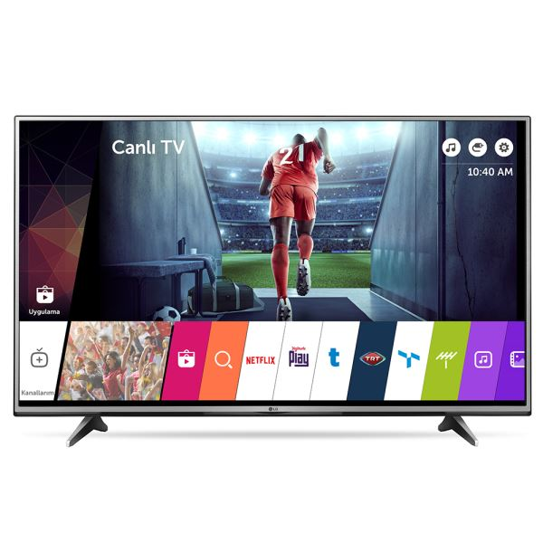 LG 55UH615V 55'' (139CM) 4K UHD webOS 3.0 SMART LED TV,DAHİLİ UYDU ALICI