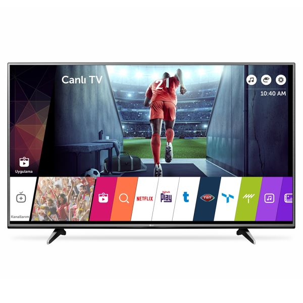 LG 65UH600V 65'' (165CM) 4K UHD webOS 2.0 SMART LED TV,DAHİLİ UYDU ALICI