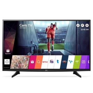 LG 49UH610N 49'' (123CM) 4K ULTRA HD WEBOS 3.0 SMART HDR PRO LED EKRAN