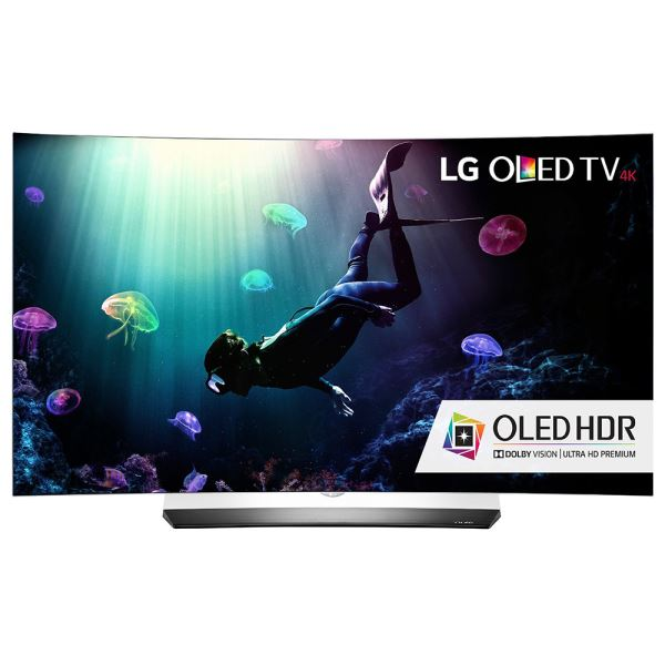 LG 55C6 55'' (139 CM) 3D 4K UHD webOS 3.0 SMART CURVED OLED TV,DAHİLİ UYDU ALICI