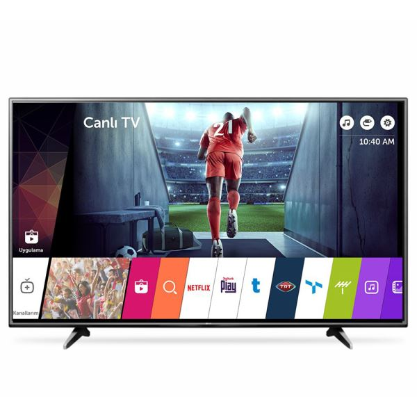 LG 60UH605V 60'' (151 CM) 4K UHD webOS 3.0 SMART LED TV,DAHİLİ UYDU ALICI