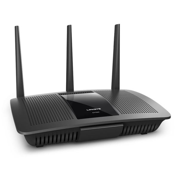 LINKSYS EA7500 600MBPS-1300MBPS DUAL-BANT KABLOSUZ-AC MU-MIMO ROUTER