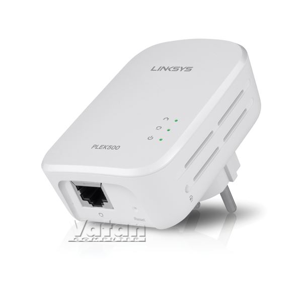 LINKSYS PLEK500 500MBPS 1 PORT POWERLINE ADAPTÖR KİTİ