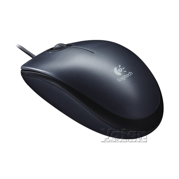 LOGITECH M100 OPTICAL 1.000dpi MOUSE (SİYAH)