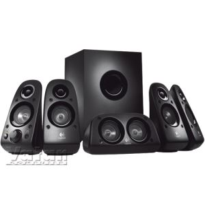 LOGITECH Z-506  5+1 75W RMS SURROUND 3D SPEAKER