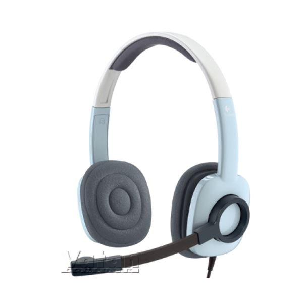 H250 Stereo Headset (Ice Blue)