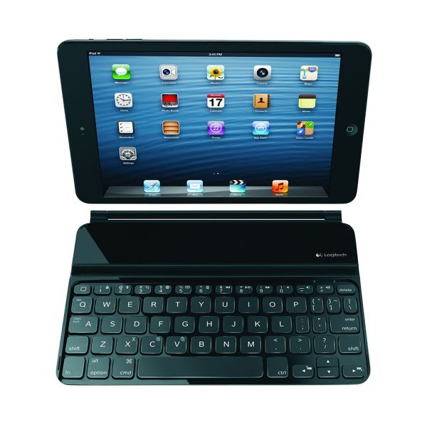 LOGITECH ULTRATHIN KEYBOARD COVER FOR IPAD - TR LAYOUT