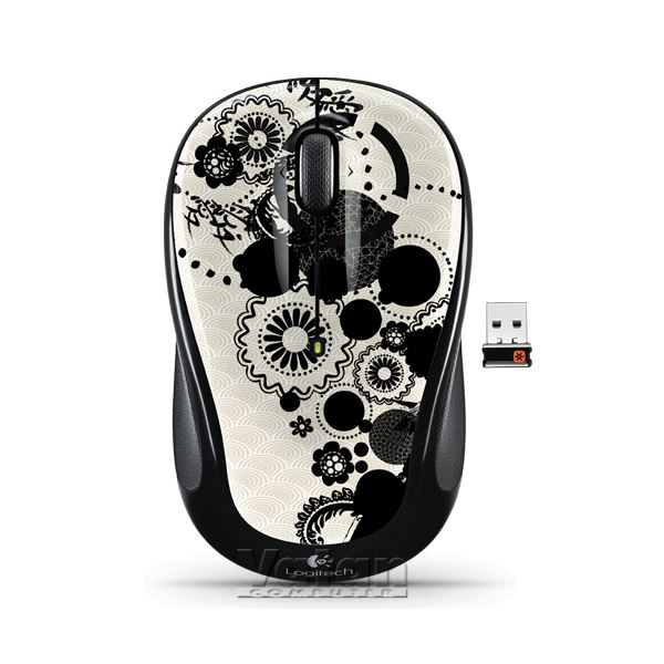 LOGITECH M325 UNIFYING WIRELESS OPTICAL NB MOUSE (INK GEARS)
