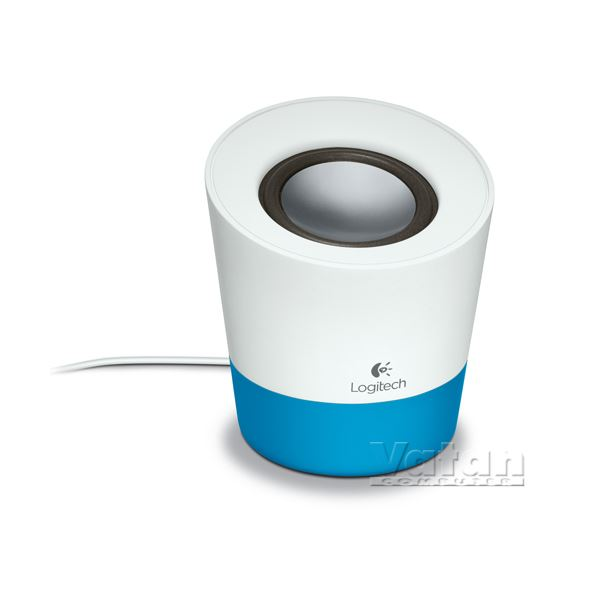 LOGITECH Z-50 MULTIMEDIA SPEAKER (OCEAN BLUE)