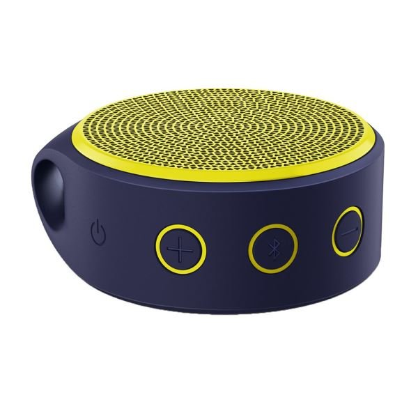 LOGITECH X100 BLUETOOTH MOBILE SPEAKER (YELLOW)