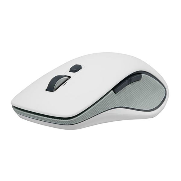 LOGITECH M560 WIRELESS MOUSE (WHITE)