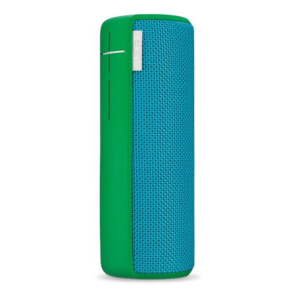LOGITECH UE BOOM WIRELESS BLUETOOTH SPEAKER (FABRIC GREEN )