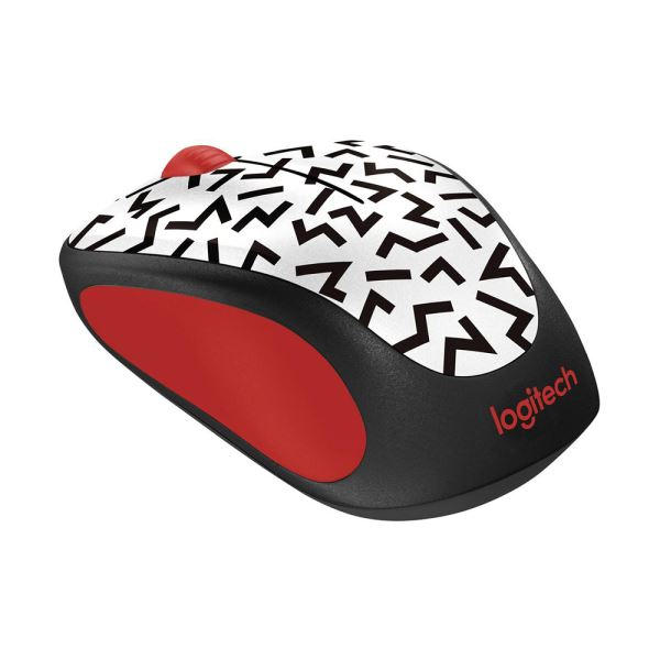 LOGITECH M238 ZIGZAG RED MOUSE