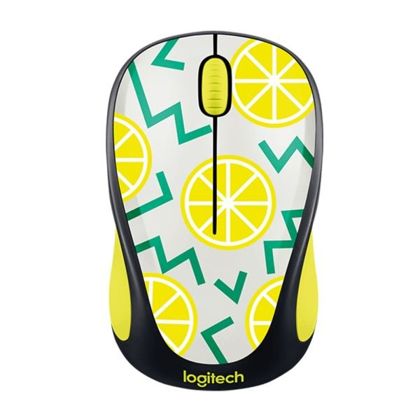 LOGITECH M238 LEMON MOUSE