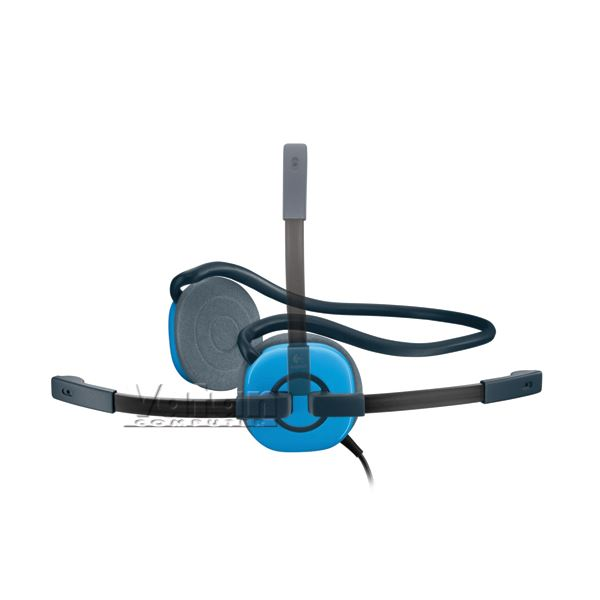 H130 Stereo Headset (Blue)